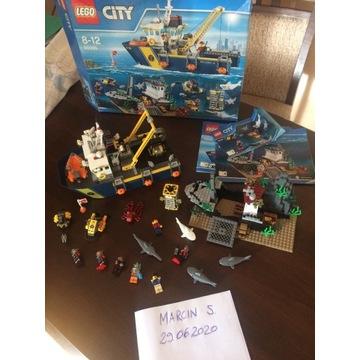 Lego 60095 Badanie oceanu City