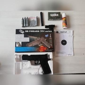 Wiatrówka Pistolet Colt 304