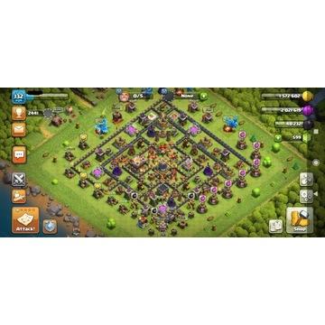 Clash of clans konto TH11