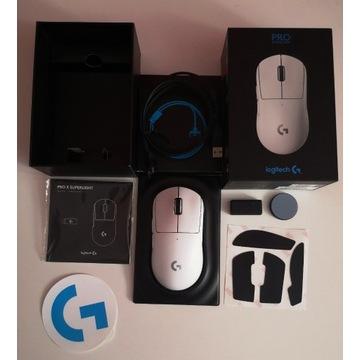 Mysz bezprzewodowa Logitech G PRO X Superlight