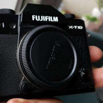 Aparat Fuji X-T10