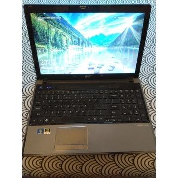 Acer Aspire 5745G 2,27GHz 4GB HDD500GB Nvidia 1GB