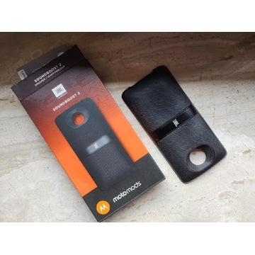 Motorola motomods soundboost 2 głośnik JBL