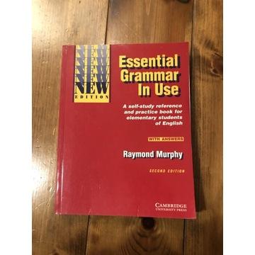 Essential grammar in use Raymond Murphy