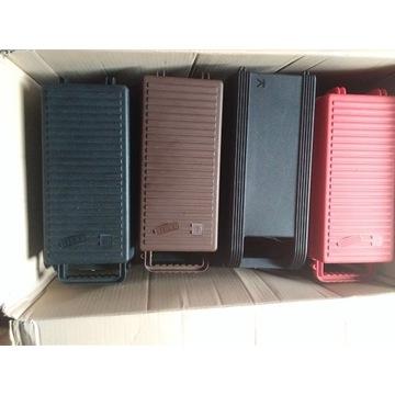 Atari Commodore 18 sztuk pudełka na kasety