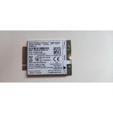 Modem WWAN 3P10Y EM7455 DW5811e E7470 E5550 LTE