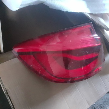 Bmw f11 lampa lewy tyl led