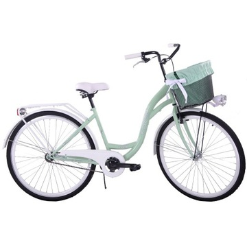 (K30) Rower miejski 26 damski Kozbike (1s) NOWY