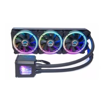 ALPHACOOL EisBaer Aurora 360 CPU Digital RGB Gwara