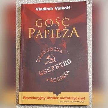 Vladimir Volkoff, Gość Papieża