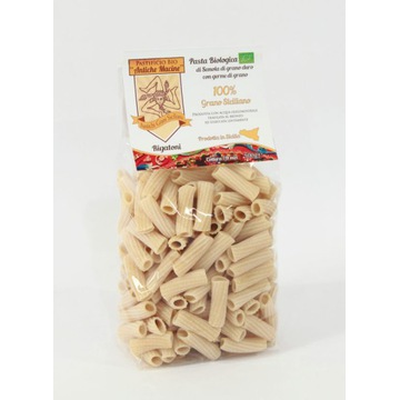 Rigatoni - sycylijska pszenica 500gr