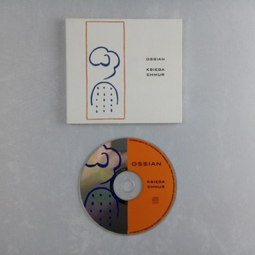 Ossian - Księga Chmur / 1979 / CD / Ostaszewski
