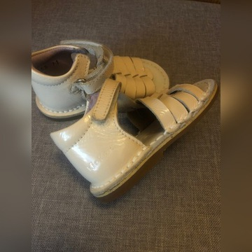 Sandałki dziecięce marki KicKers
