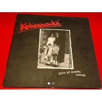 Kobranocka - Sztuka jest skarpetka kulawego LP
