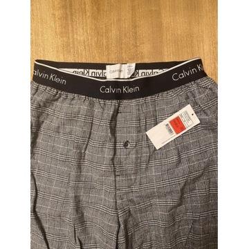 Nowe spodnie piżamowe Calvin Klein - rozmiar: S/M