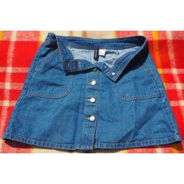 Spódniczka spódnica DIVIDED H&M rozm. 36