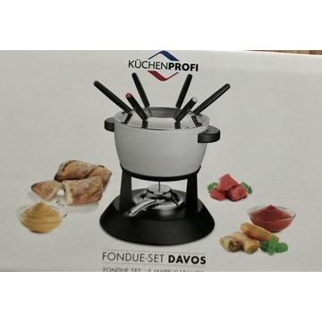 Kuchenprofi zestaw do fondue