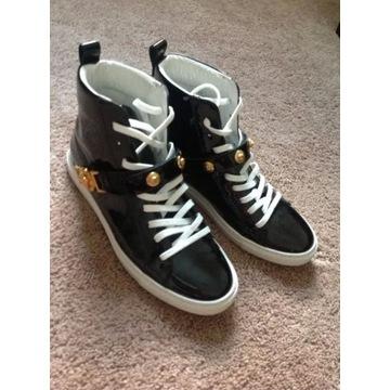 Versace trampki sneakersy 39