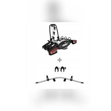 THULE VeloCOMPACT 926+926 1 bagażnik= 4 rowery