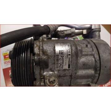 Kompresor klimatyzacji Saab 9-3 1.9 TTiD SD7v16-12