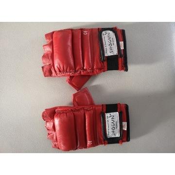 Rękawice treningowe SHOGUN M czerwone