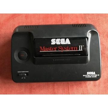 Sega Mester System Sama konsola