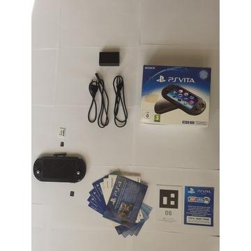 SONY PS VITA SLIM WIFI + KARTA PAMIĘCI 16GB