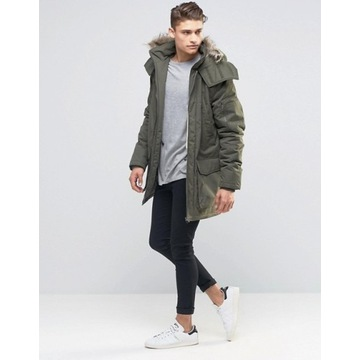 kurtka zimowa parka FRENCH CONNECTION rozm L