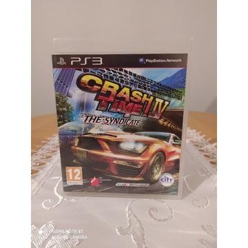 Crash Time 4 The Syndicate /Alarm dla Cobry 11 Ps3