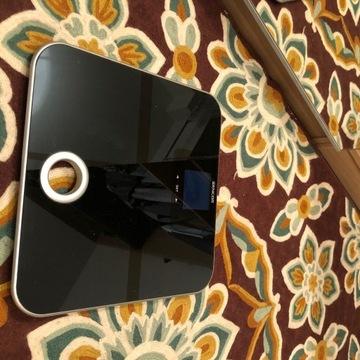 Waga łazienkowa Sensor sbs 7000 czarne szkło