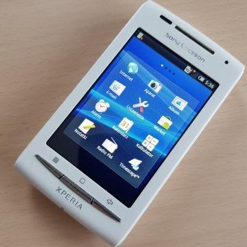 Telefon Sony Ericsson Xperia X8 E15i Smartfon
