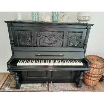 Zabytkowe pianino Weykopf - po remoncie