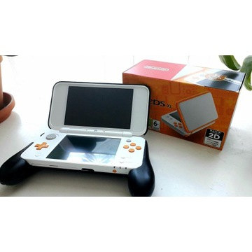 Nintendo New 2DS XL Orange konsola gwarancja BONUS