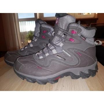 Salomon damskie buty treckingowe 40