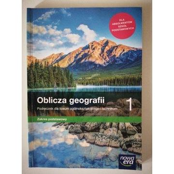 Oblicza geografii 1 Podręcznik dla LO i Technikum