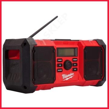 MILWAUKEE M18JSR-0 BODY akumulatorowe radio