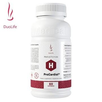 Suplement diety ProCardiol - zadbaj o swoje serce!