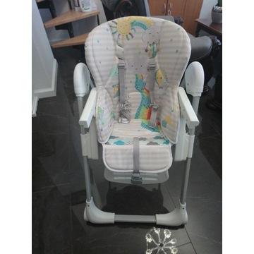 Krzesełko do karmienia Milly Mally Milano Sky