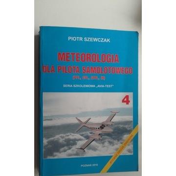 Meteorologia  dla pilota samolotowego Szewczak