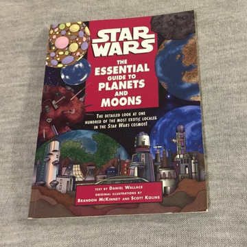Star Wars: The Essential Guide to Planets and Moon