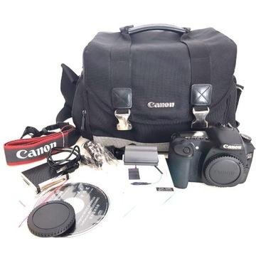 Aparat Canon  30D + Canon torba + akcesoria