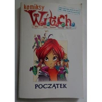Witch komiksy tom 1-poczatek