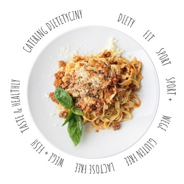 Catering dietetyczny, dieta FIT 1200 kalorii