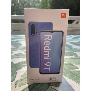 Smartfon Xiaomi Redmi 9T NFC 4/64GB