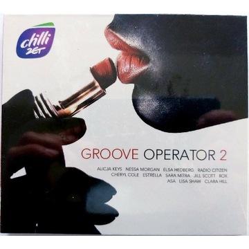Groove Operator 2 2CD 2011r Nowa