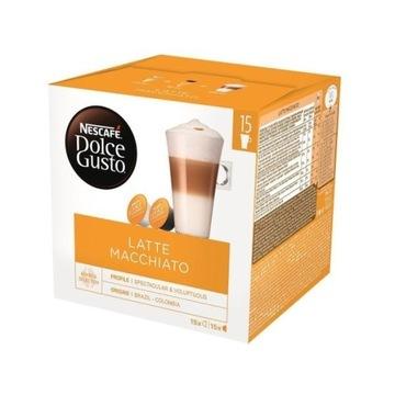 Kapsułki Dolce Gusto latte macchiato BEZ CUKRU!!!