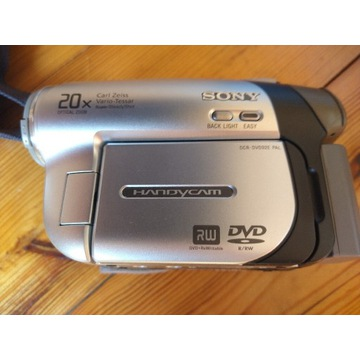 Sony Handycam Carl Zeiss Vario- Tessar