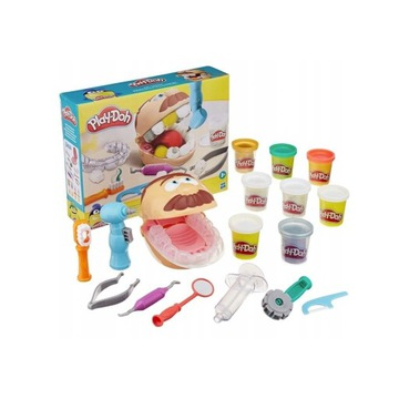Hasbro Play-Doh ciastolina dentysta F1259