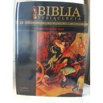 Biblia Tysiaclecia 49 tomow