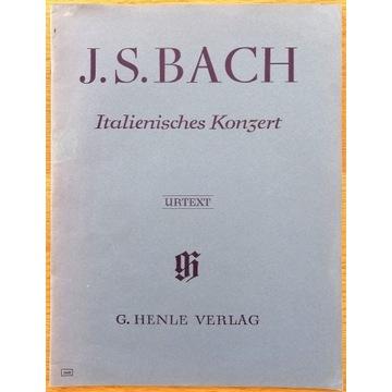 """J.S. BACH """"Italienisches Konzert"""" BWV 971"""
